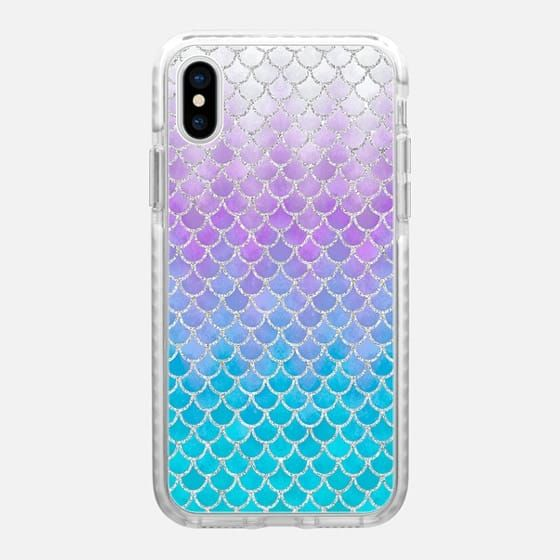 Siren Ombre IPhone Silicone Cover