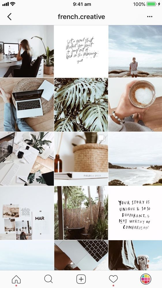 10 Instagram Color Theme Ideas How To Color Coordinate Instagram Theme Feed Instagram Theme Best Instagram Feeds
