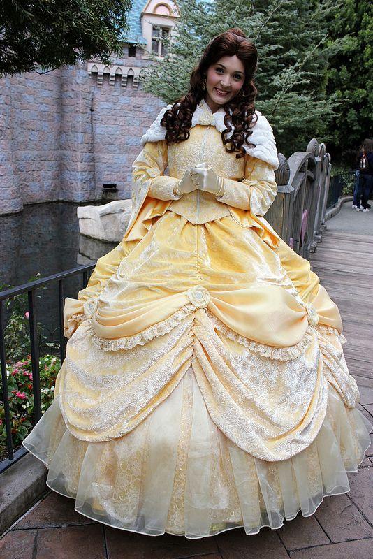 A lovely, warm Belle