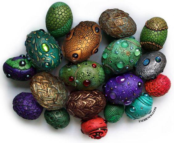 ドラゴンの卵