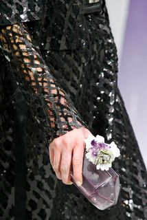 Chanel crystal clutch from their Fall/Winter 2012/2013 collection