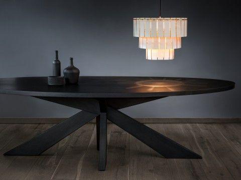 2050 longlegs ovale tafel table pinterest verliefd liefde en ontwerp - Deco eetkamer oud ...