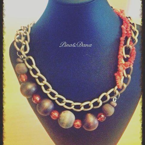 Onlychic_jewelry#handmadejewelry#handmadenecklace#statementjewelry