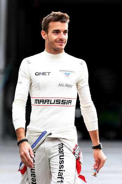 Jules Bianchi Photos: F1 Grand Prix of Monaco: Practice