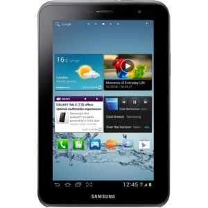 Samsung Galaxy Tab 2 The Samsung Galaxy Tab 2 for Verizon Wireless is a thin, Android tablet. Measuring just 0.4 inches thin and weighing only 12.2 ounces, this Android-powered 4G LTE tablet is designed to travel anywhere. $349.99