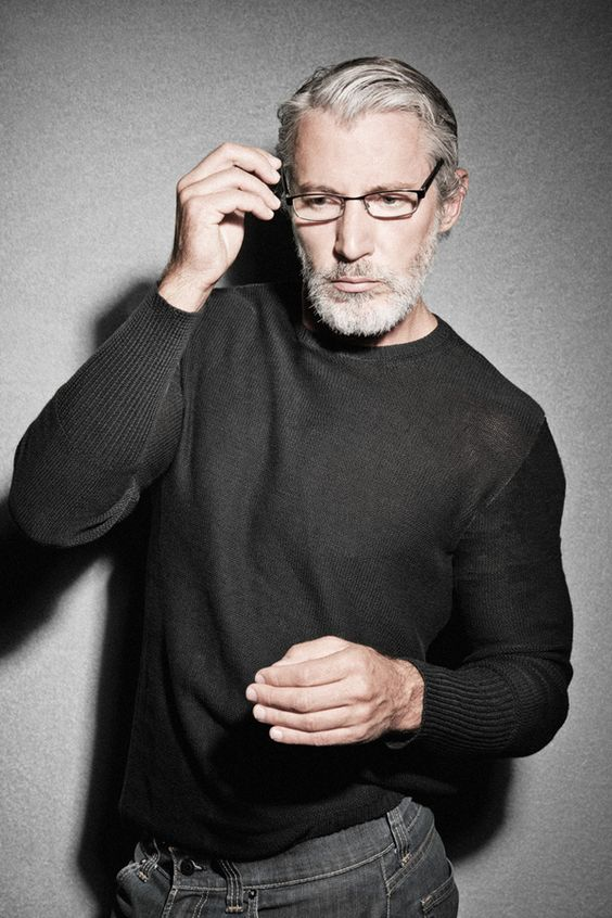 Aiden Shaw, who wouldn't want to grow old with man who is going to look this way.