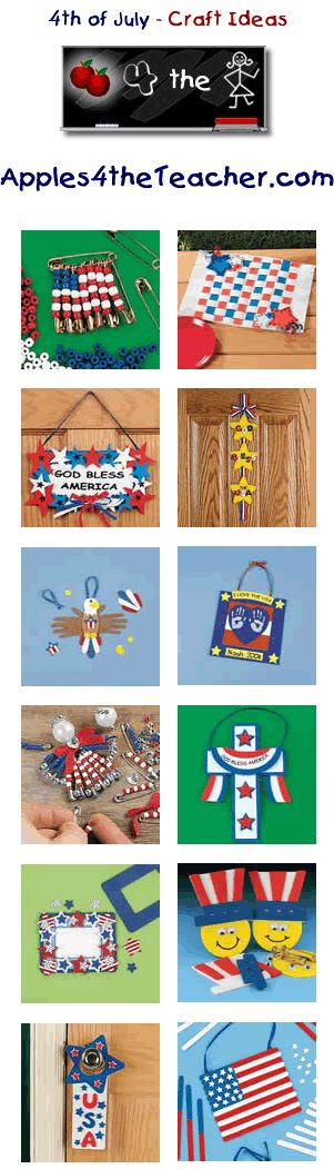 fourth of july day crafts