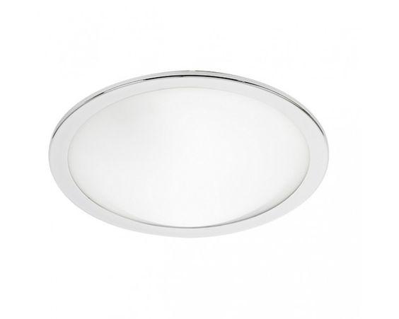 Flush Ceiling Lights For Bathroom: Endon EL-20082 Giles IP44 E27 Flush Bathroom Ceiling Light,Lighting