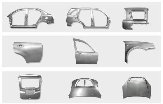 Automotive Die Stamping Sheet Metal Fabrication Metal Stamping Metal Fabrication
