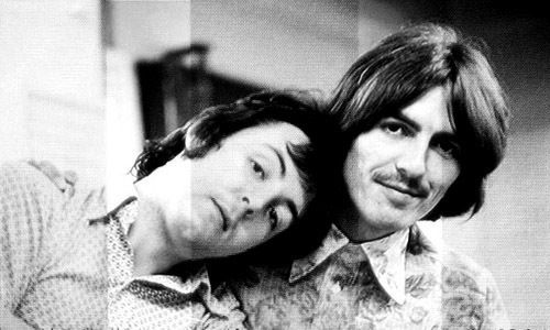 Paul and George