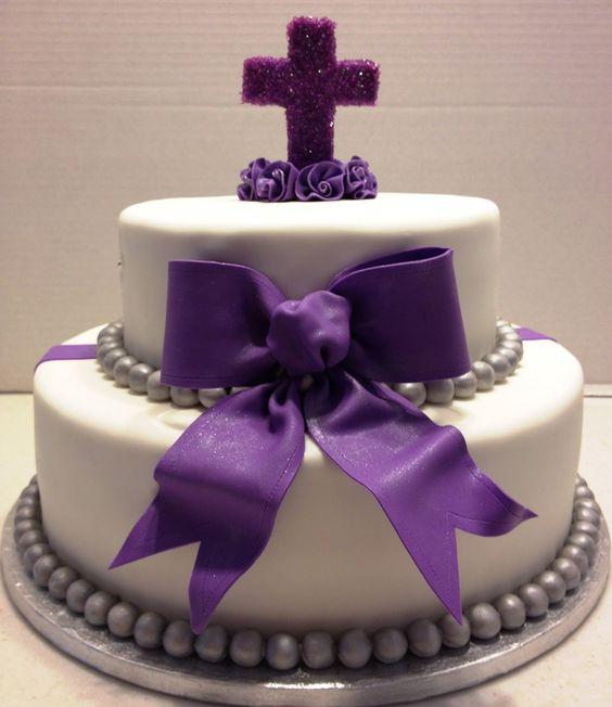 MaryMel Cakes: Communion cake