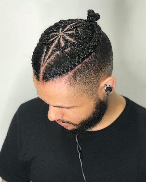 28 Braids For Men The Man Braid In 2019 Mens Braids