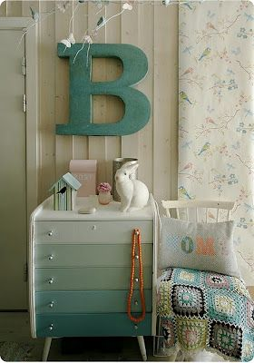 Love the dresser.