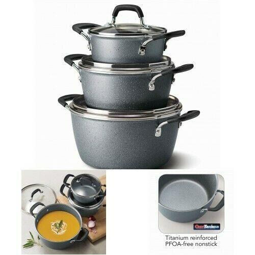 Https Ift Tt 3dac0op Cookware Sets Ideas Of Cookware Sets Cookware Cookwareset Stackable 6 In 2020 Ceramic Cookware Set Cookware Set Nonstick Cookware Sets