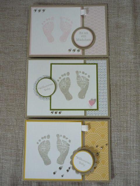 Papierkram und anderes...: Babyglück...