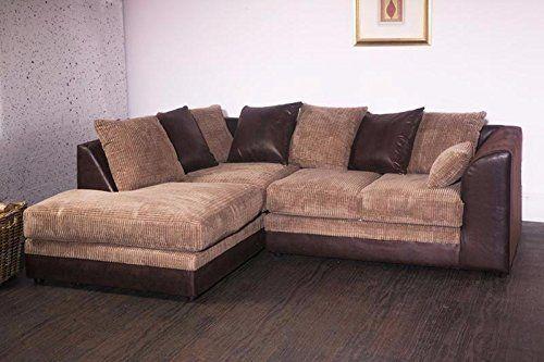 Joshua Corner Sofa Jumbo Cord Fabric 393 33 Corner Sofa Furniture Living Room Sofa