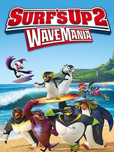 Surfs Up 2 WaveMania (2017)