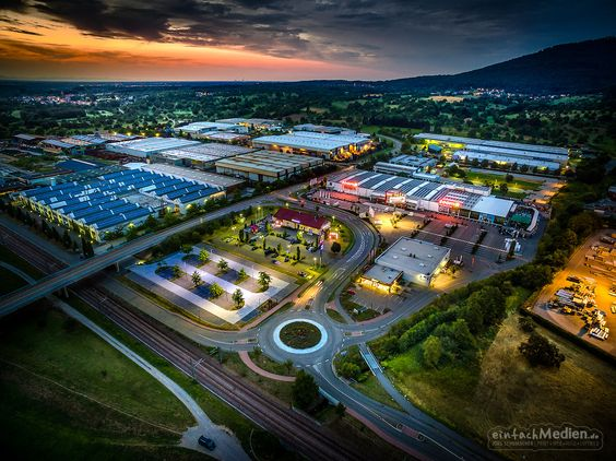 Aerialphotography, Bad-Rotenfels, Germany by Jörg Schumacher | einfachMedien.de on 500px