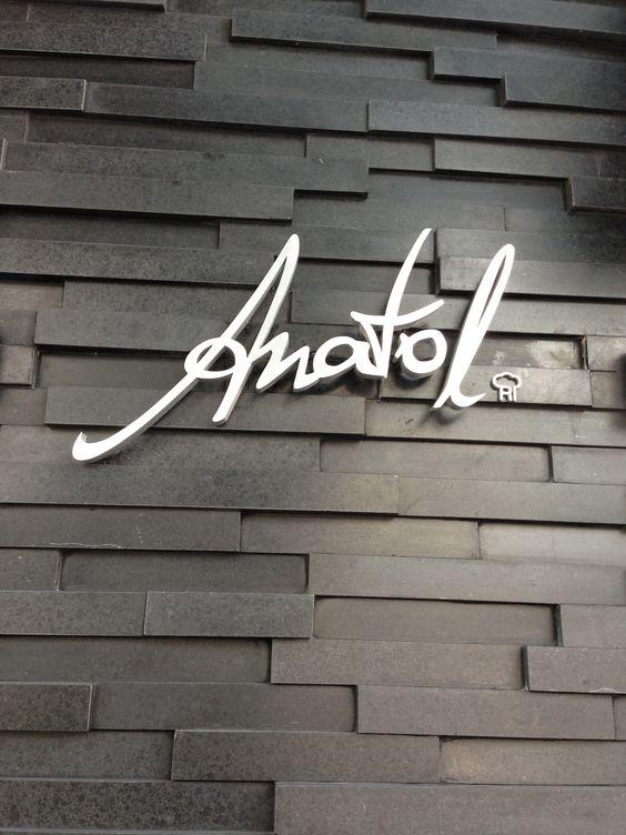 Anatol Restaurante, Polanco, México