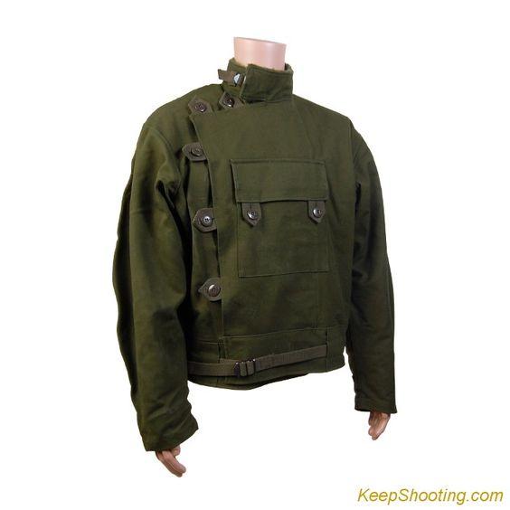 Swedish Military Motorcycle Jacket