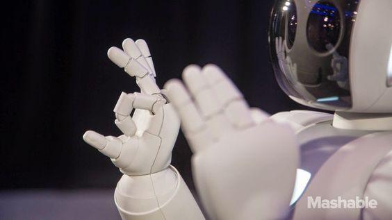 Tecnologia do Dia: Robô ASIMO está cada vez mais humano
