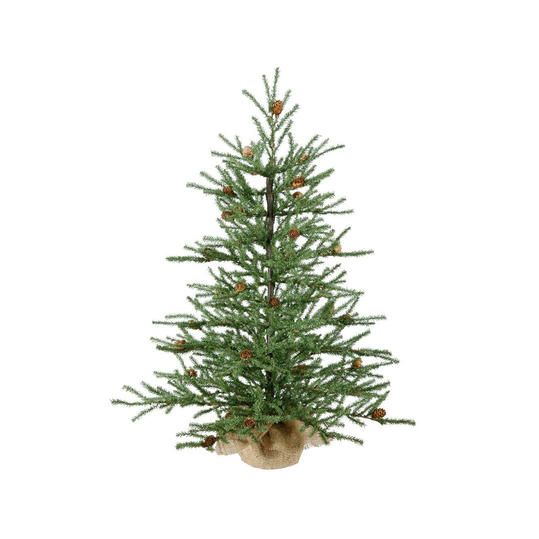 The Best Artificial Christmas Trees Faux Christmas Trees Green Christmas Tree Fake Christmas Trees