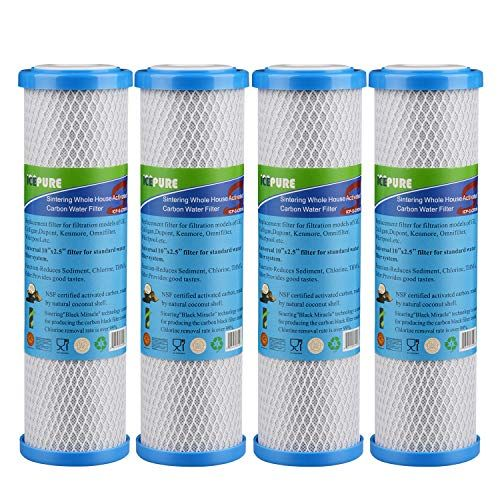 Golden Icepure Whole House Sintering Activated Carbon Water Filter 10 Water Filter Cartridge Best Water Filter Water Filter