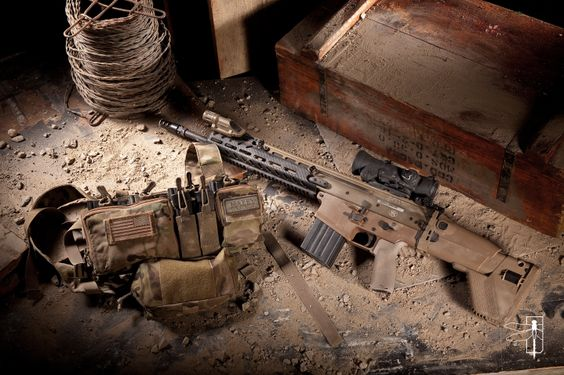 Haley Strategic Partners D3CR-H & FN SCAR-H