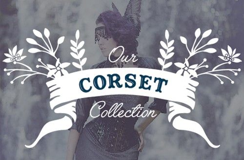 Timeless Trends: Shop Corset Collection