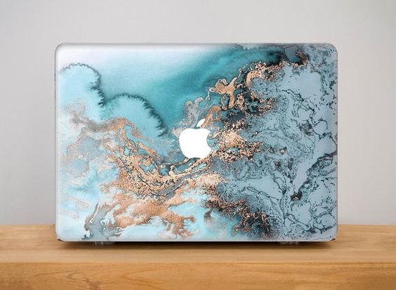 Marble case for my MacBook