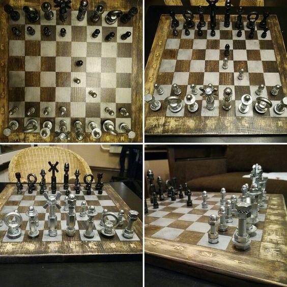 Шахматы на заказ!