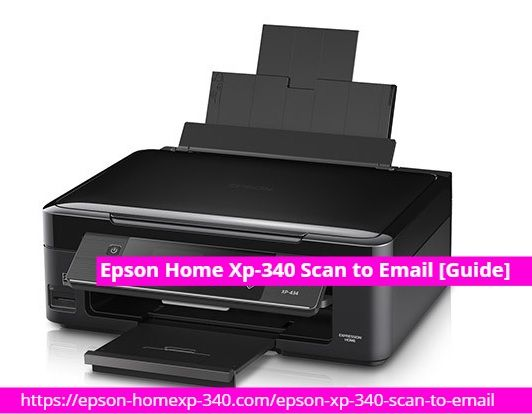 Epson Home Xp 340 Scan To Email Guide In 2021 Epson Epson Printer Pop Up Window