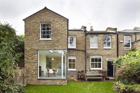 Dieser Anbau Verwandelt Ein Londoner Stadthaus In Ein Modernes Familienheim | iGNANT.de