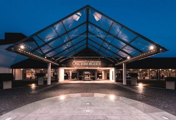 Der Öschberghof Hotel, Donaueschingen, Germany.  CONTACT - Der Öschberghof GmbH Golfplatz 1 | 78166 Donaueschingen | Phone: +49 (0)771 84-0 | Fax: +49 (0)771 84-600 |info@oeschberghof.com