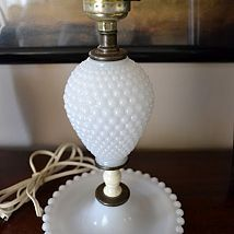 Trash to treasure lamp makeover see the post was painted a pretty