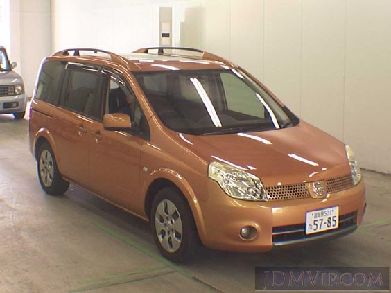 2005 Nissan Lafesta B30 Httpjdmvipjdmcars
