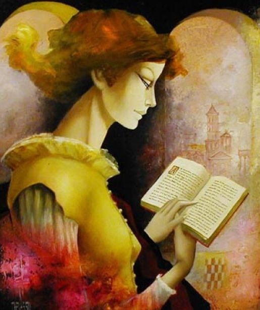 « On devrait fonder une chaire pour l'enseignement de la lecture entre les lignes. »  de Léon Bloy  Extrait du Exégèse des lieux communs
