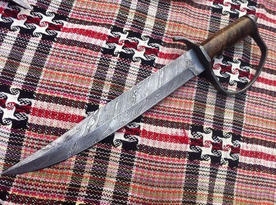 Image result for photos of private bowie knife collections