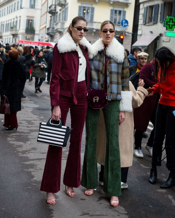The Best Street Style At Milan Fashion Week AW18+#refinery29uk