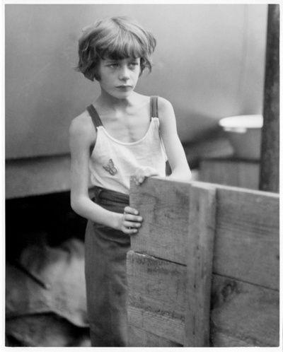 Marianne Breslauer – Circus, Berlin, 1931