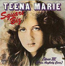 Teena Marie #SquareBiz