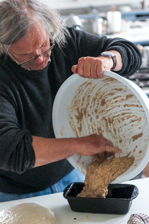 Easy Irish Brown Bread recipe, direct from Ballymaloe Cookery School in Ireland!
