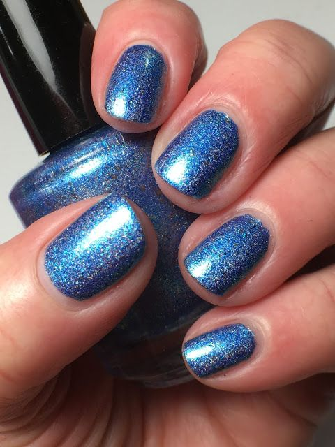 Regency Blue Iec 2018 Exclusive Polish Making Session Nail