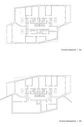 Häuser wie Felsen von Rathscheck Schiefer - Schiefer-Findlinge in Rechteck-Doppeldeckung mit herrlichem Ausblick