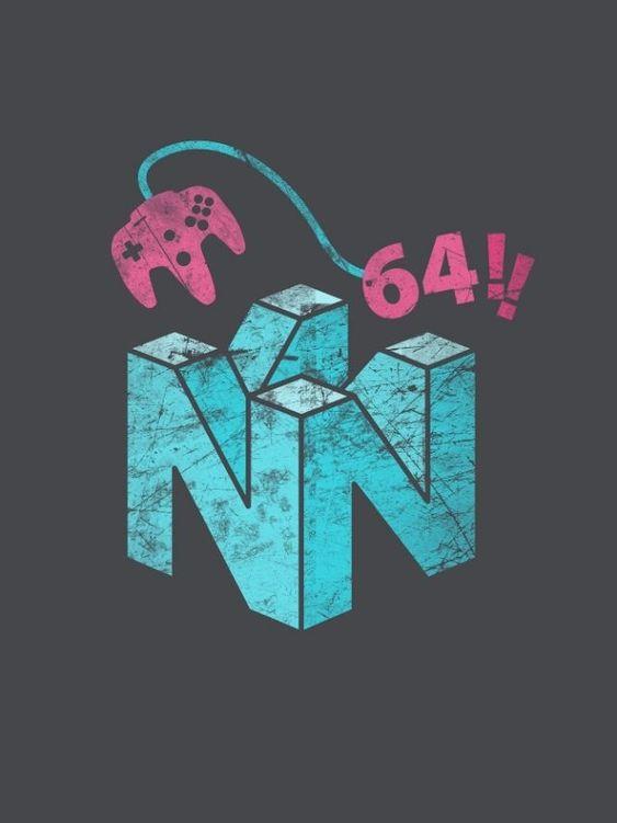 N64 Controller Minimal by Foot2theballs on DeviantArt