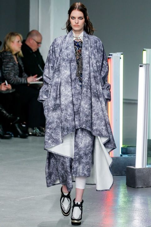 Dust Off Your Tie Dye Shirts: Rodarte Shows Us 3 Ways to Wear This Trend for Fall