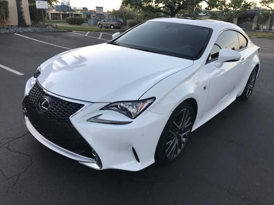 Coupe 2015 Lexus Rc 350 F Sport With 2 Door In San Diego Ca 92111 Lexus Lexus Cars Coupe