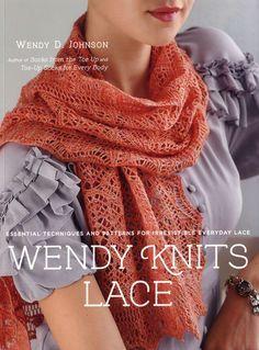 Wendy knits lace - 舒舒的日志 - 网易博客
