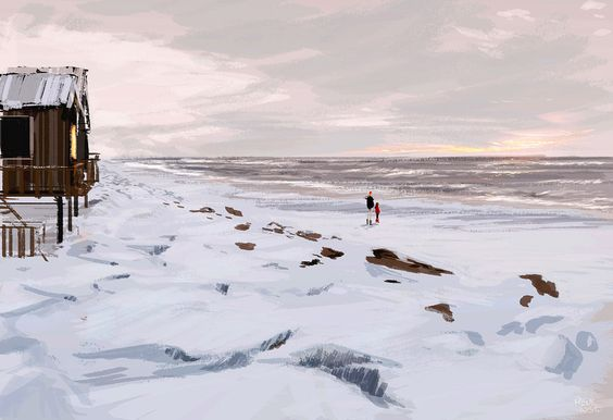 Mid March. by PascalCampion on DeviantArt