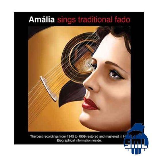 Artista: Amália RodriguesTítulo: Amália sings traditional fadoFormato: CD (booklet de 8 páginas)Género: Fado / Wo